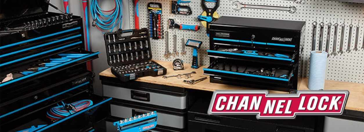 Channellock tools from River Ridge
