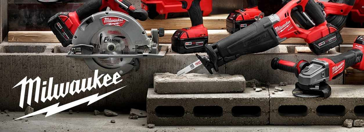 Milwaukee power tools from River Ridge