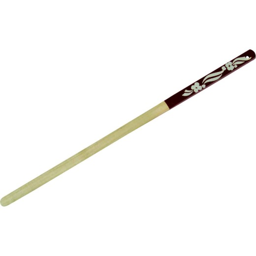 Lefse 24 In. Wood Turning Stick